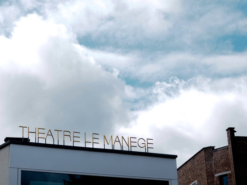 Theatre in Mons - 2015 European Capital of Culture