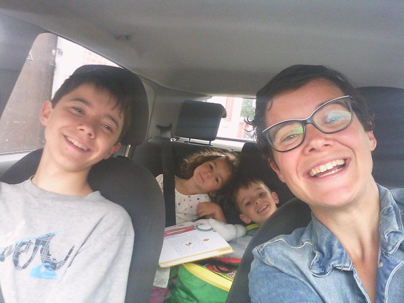 Pascale's family