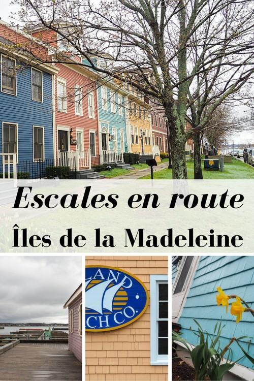 Escales en route vers les Îles de la Madeleine : Edmundston au Nouveau-Brunswick et Charlottetown à l'Île-du-Prince-Édouard. #Canada #Roadtrip #voyage #Edmundston #Charlottetown