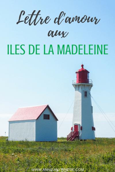 Les îles de la Madeleine sont un endroit unique au Québec. Ses habitants, ses paysages, ses jolies maisons... tout me fait tomber en amour là-bas! #quebecoriginal #ilesdelamadeleine #voyage #explorecanada