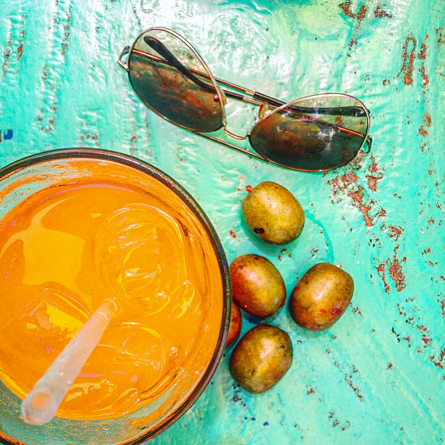 Quoi manger à Granada au Nicaragua? des jocotas!