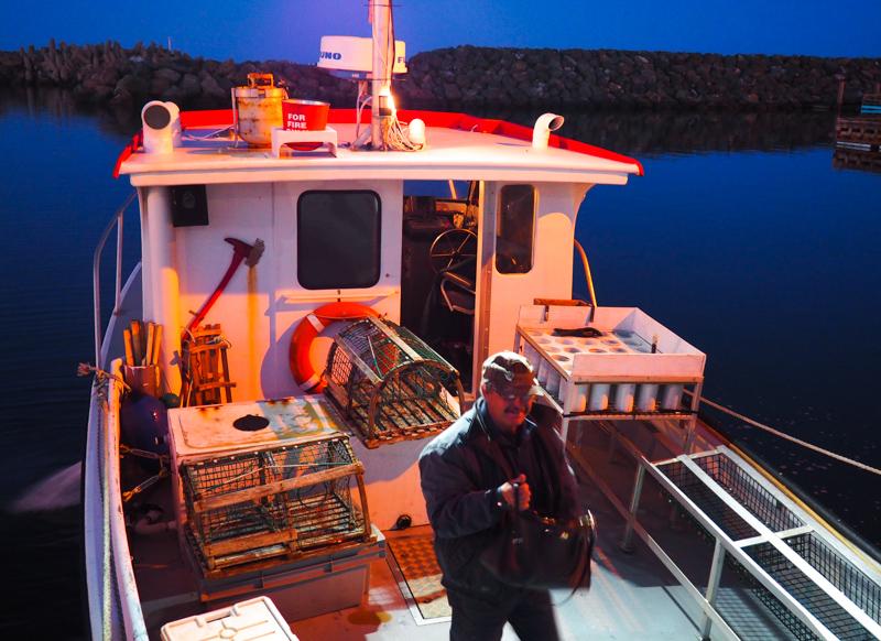 Journée de pêche aux îles de la Madeleine