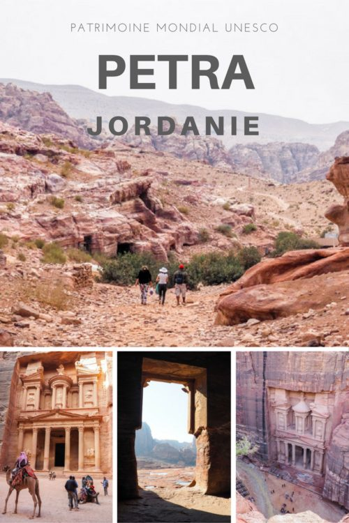 Petra - Découverte de la cité perdue de Jordanie | Voyage au Moyen-Orient | Visiter la Jordanie