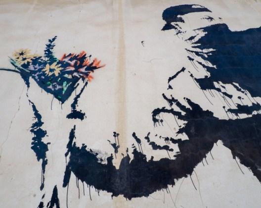 Où voir des Banksy à Bethléem