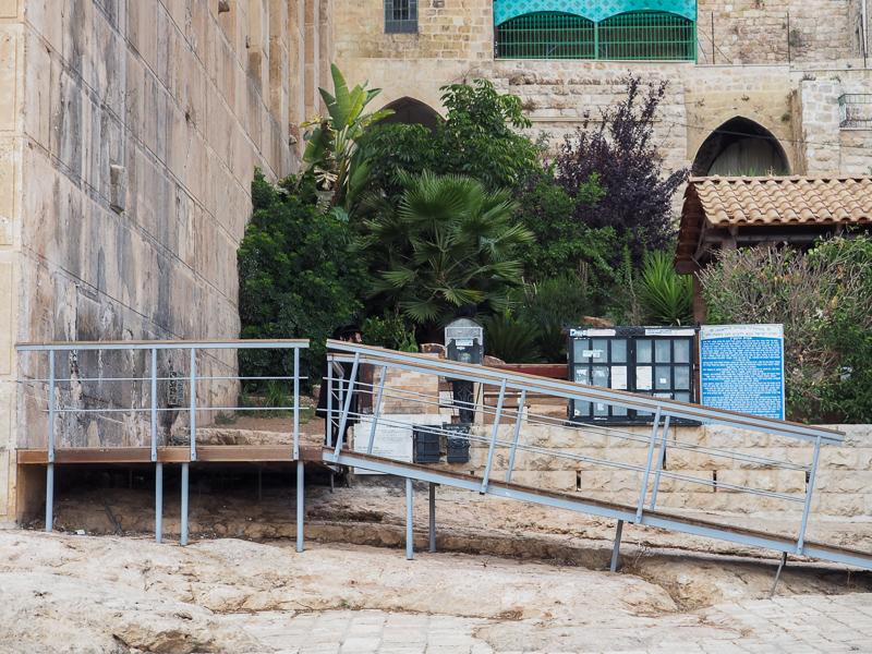 Tombeau des Patriarches à Hebron