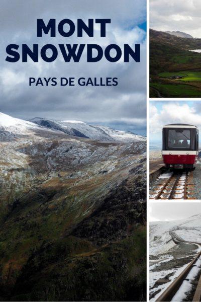 Visiter le mont Snowdon en train. L'occasion d'atteindre le sommet du plus haut pic du Pays de Galles.