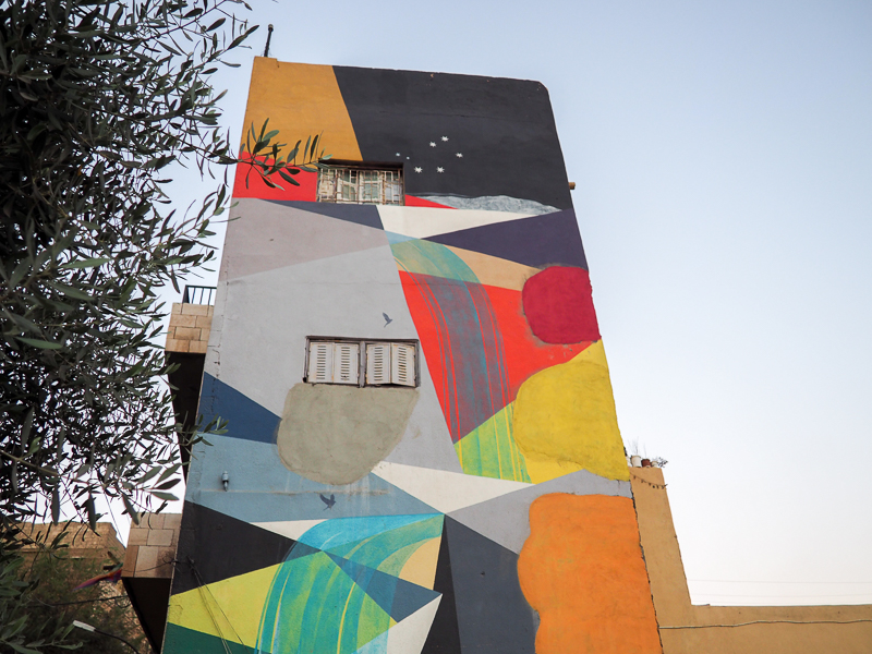 Street Art à Amman