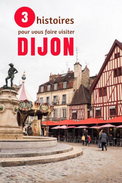 Dijon, la capitale de la Bourgogne, en France, renferme plusieurs histoires et superstitions. Apprenez-en plus sur mon blogue.