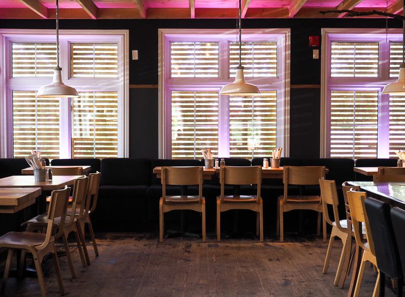Restaurant Edgar Hyperlodge de Bromont