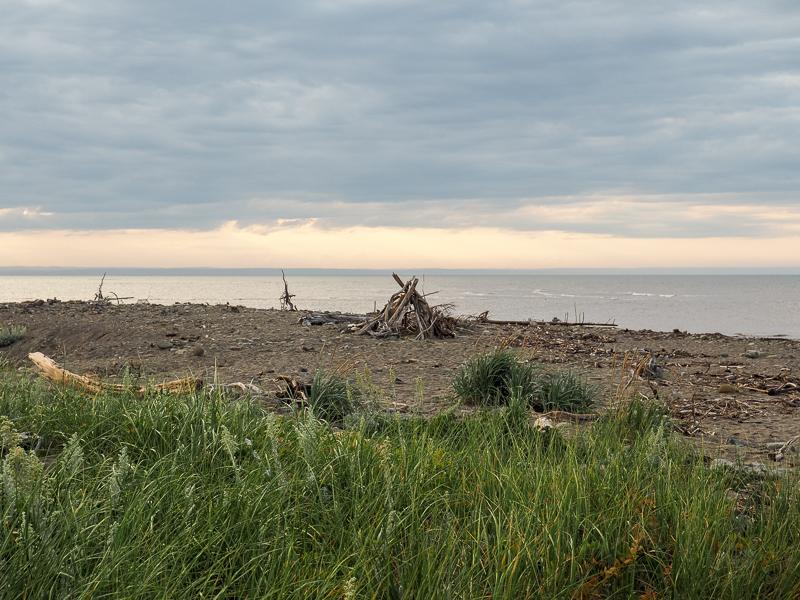 Miscou sur la péninsule Acadienne