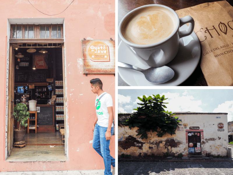 Boire un café au Guatemala, un must!