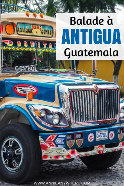Antigua est le repère des familles, des backpackers et des touristes de passage au Guatemala et en Amérique centrale. Découvrez quoi faire dans la ville colonial, au-delà de l'Arco de Santa Catalina.