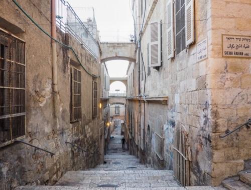 Visiter Jerusalem en tant que non-croyants, est-ce que ça vaut la peine?