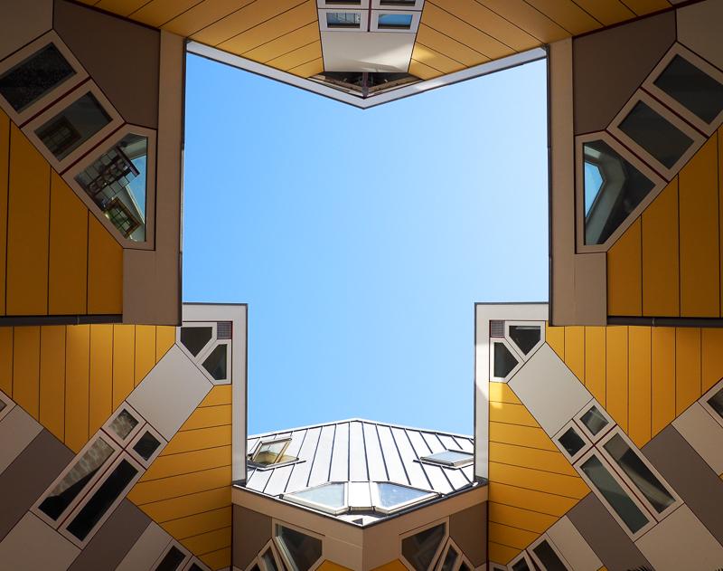 L'architecture de Rotterdam est la raison numéro un pour les touristes d'aller dans la ville