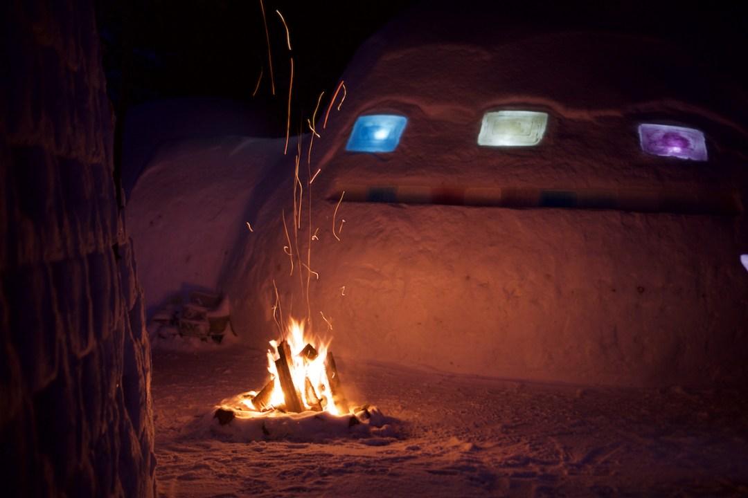 Activités à faire en hiver en Mauricie, Québec
