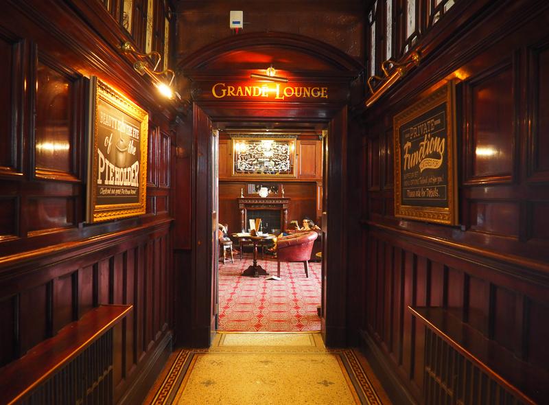 Philharmonic Pub de Liverpool