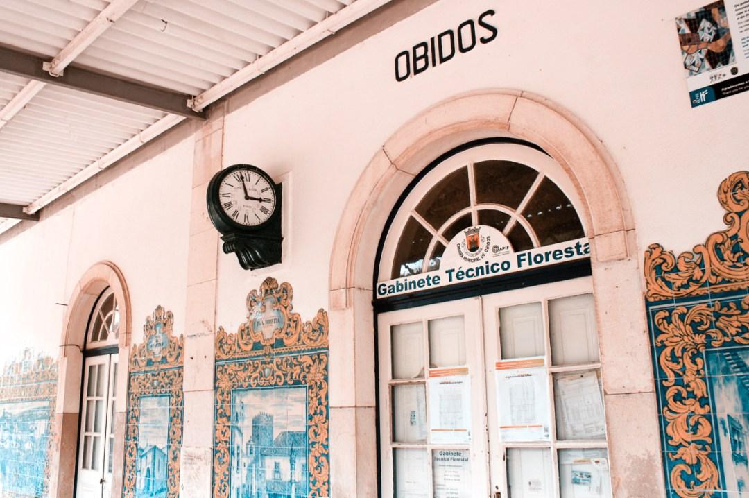 Quoi faire à Obidos au Portugal
