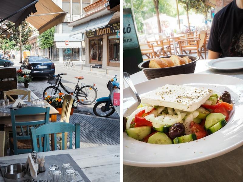 Où manger à Trikala, près des monastères des Météores