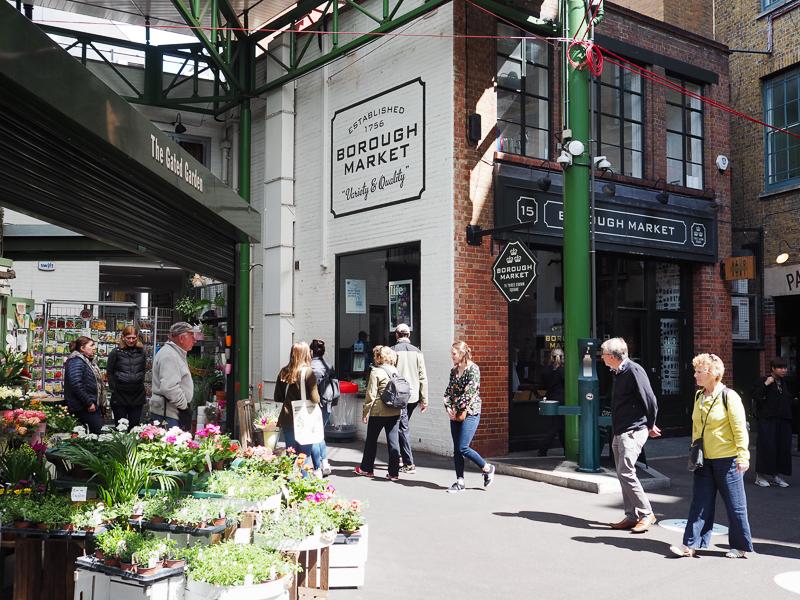 Borough Market - Où manger à Londres