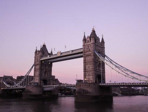 Liste des incontournables à visiter à Londres lors d'une première visite