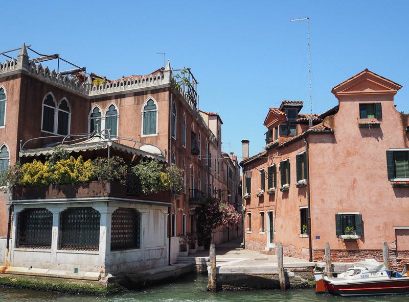 Quartier Castello à Venise
