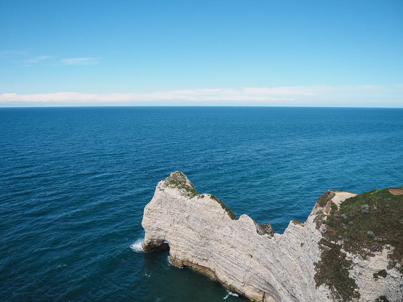 Un voyage en Normandie pour voir les falaises d'Étretat