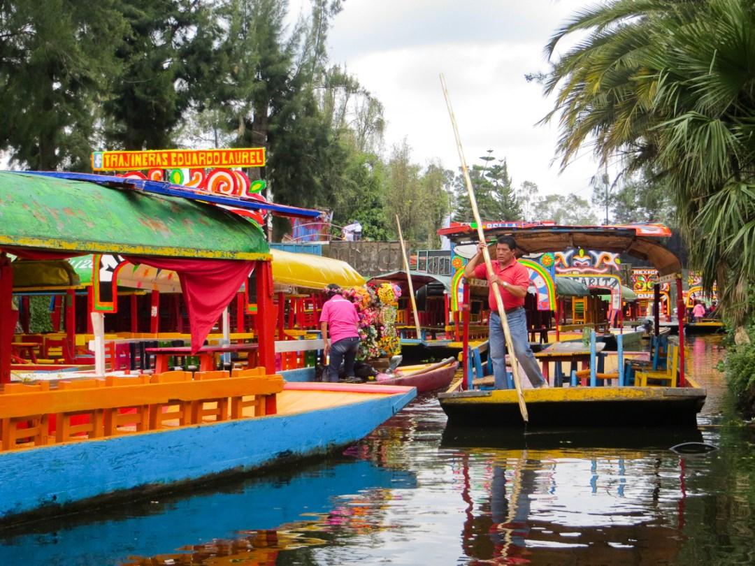 Liste des incontournables à visiter lors d'un premier voyage à Mexico City