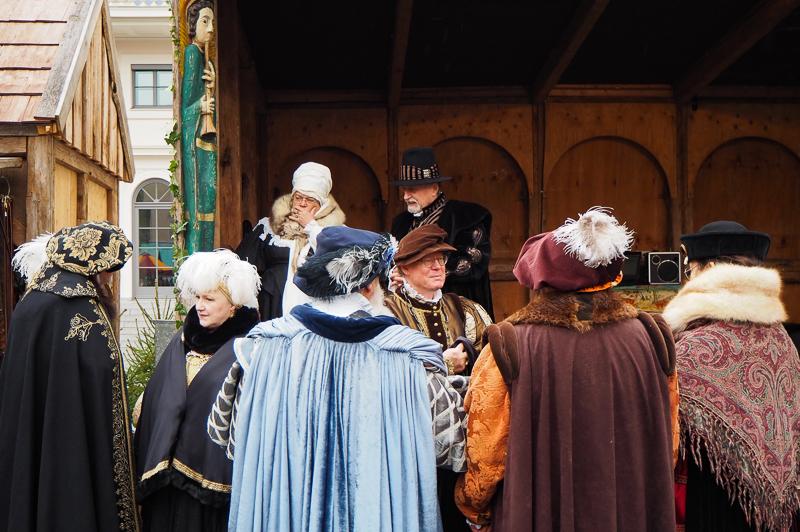 Marché de Noël médiéval de Munich