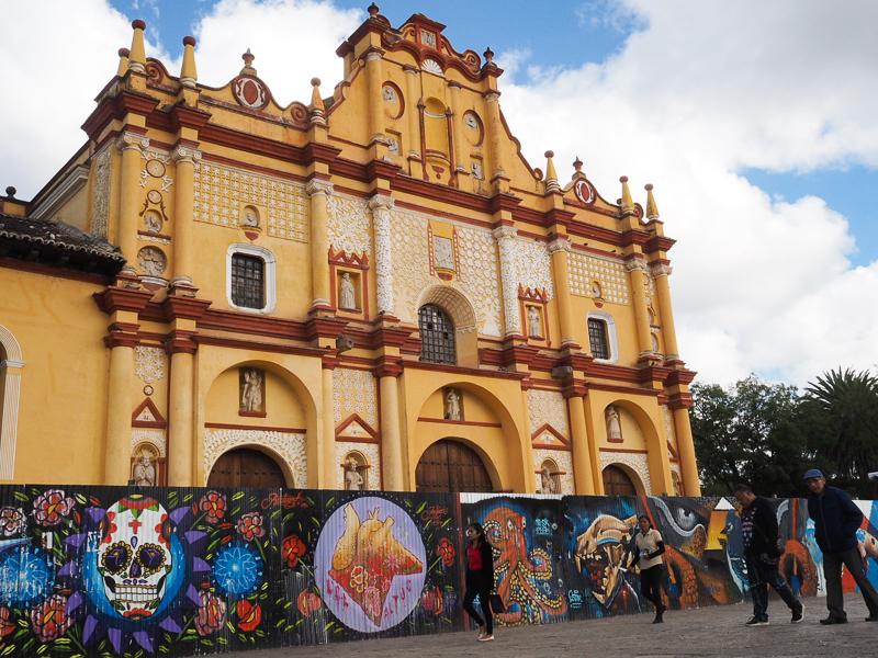 Le Zocalo de San Cristobal de las Casas est le point de départ pour le Free Walking Tour