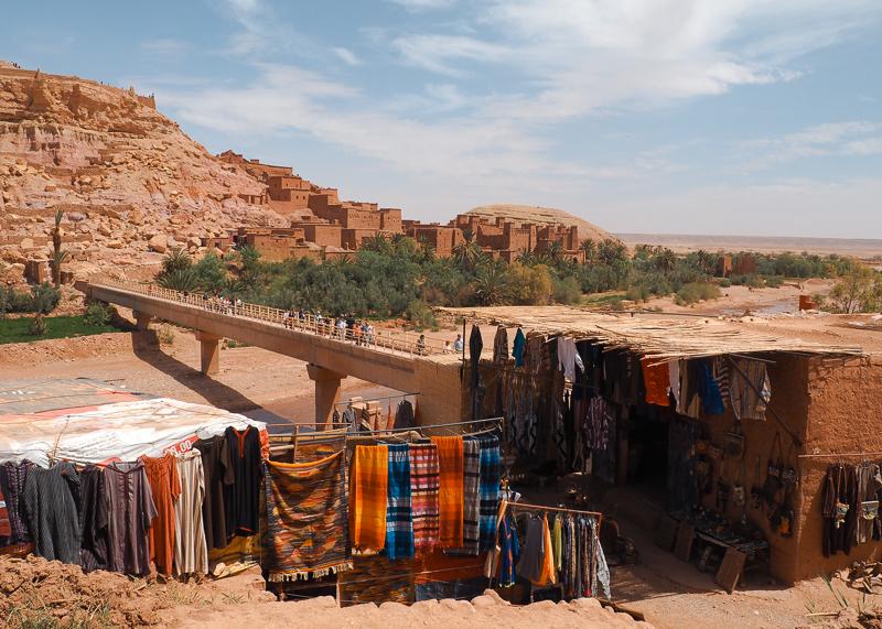 Visite d'Aït-Ben-Haddou lors d'un itinéraire de 12 jours au Maroc
