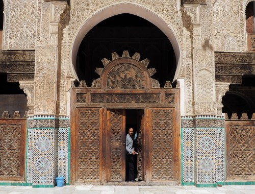 Itinéraire au Maroc entre Casablanca et Fez