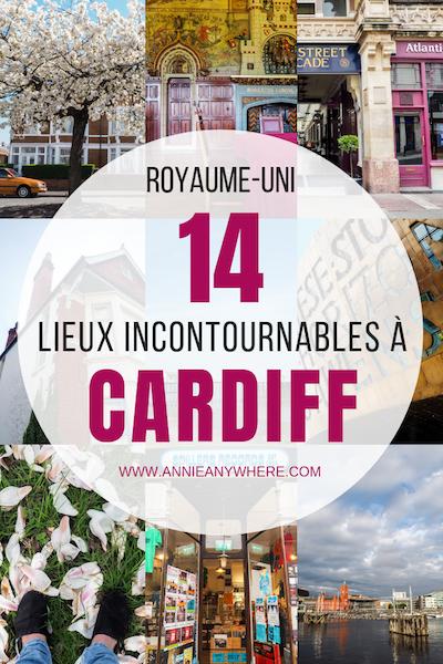 Visiter Cardiff en 14 lieux incontournables. Le châteaux de Cardiff, les arcades victoriennes, la baies de Cardiff et plusieurs bonnes adresses où manger, sortir et découvrir la capitale du Pays-de-Galles #uk #cardiff #voyage