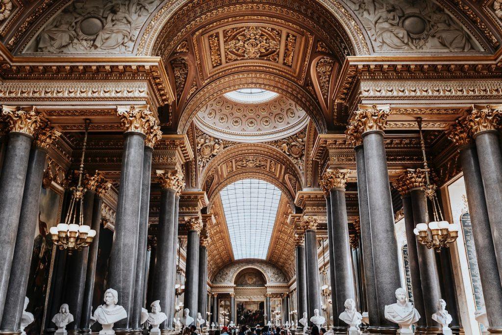 Visite virtuel de versailles à Paris