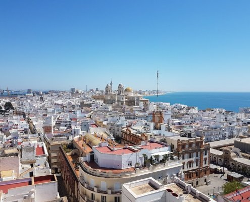 Rooftops of Cadiz City