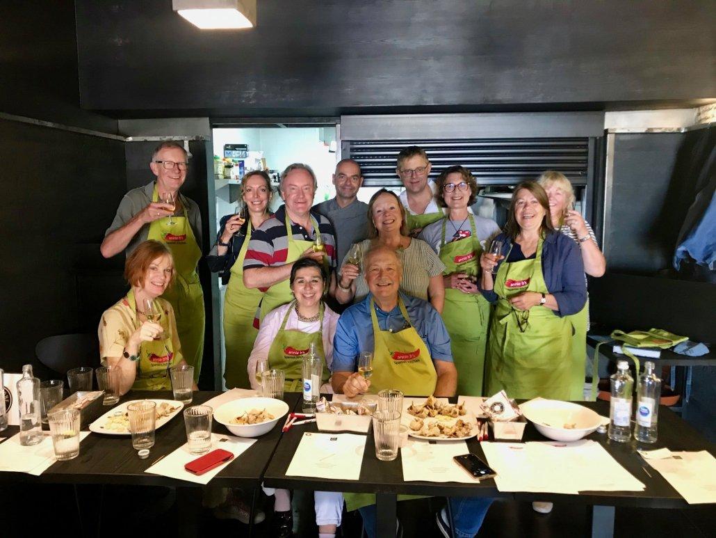 Cooking Class in Cadiz