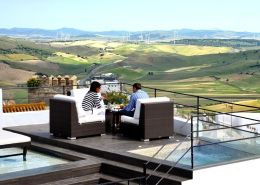 Hotel V Terrace - Vejer de la Frontera