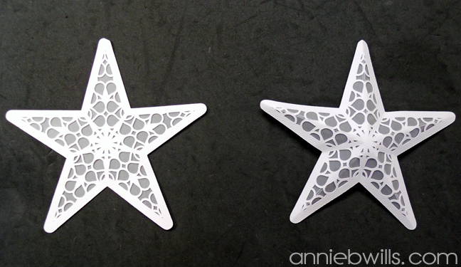 Starlight Garland by Annie Williams - Scoring