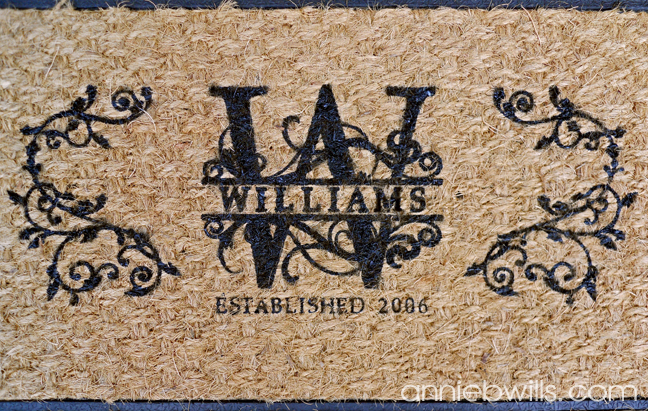 monogrammed-welcome-mat-by-annie-williams-detail