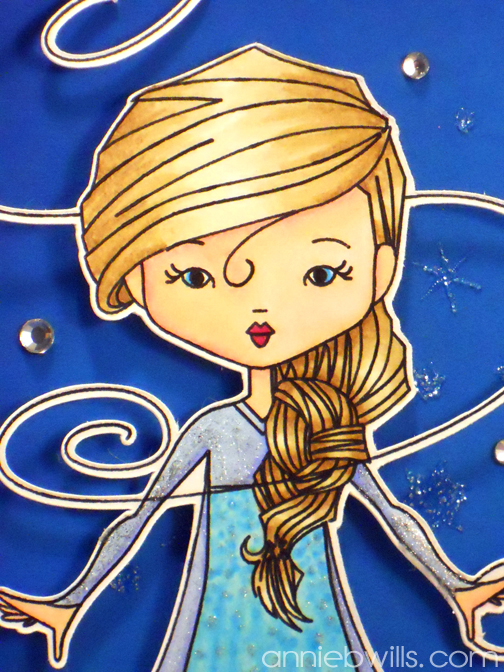 snow-princess-birthday-card-by-annie-williams-coloring-detail
