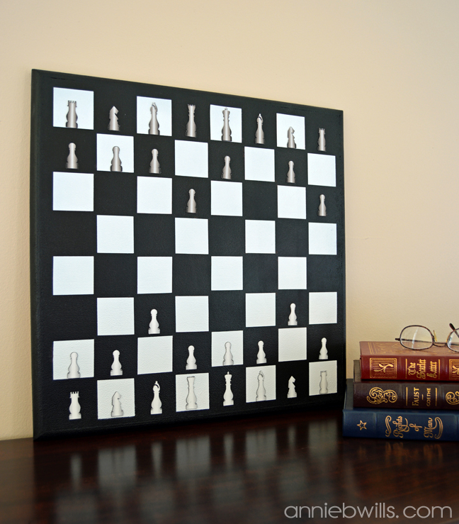 Magnetic Wall Chess Or Checkers Lab Hands