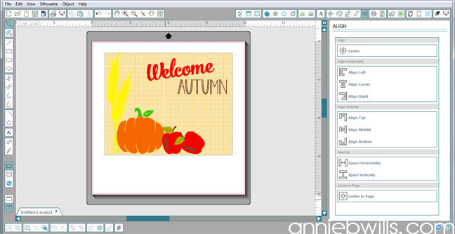 welcome-autumn-framed-art-by-annie-williams-initial-layout