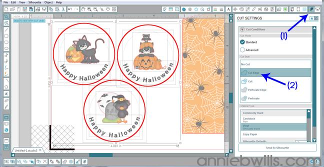 9 Print and Cut Halloween Treat Bags by Annie Williams - Cut Edge