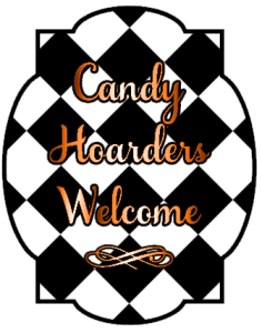 CandyHoardersWelcomeSign-Harlequin