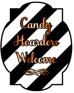 CandyHoardersWelcomeSign-Stripes