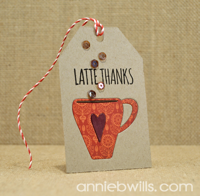 Designing Simple Tag Shapes in Silhouette Studio by Annie Williams - Latte Thanks Tag