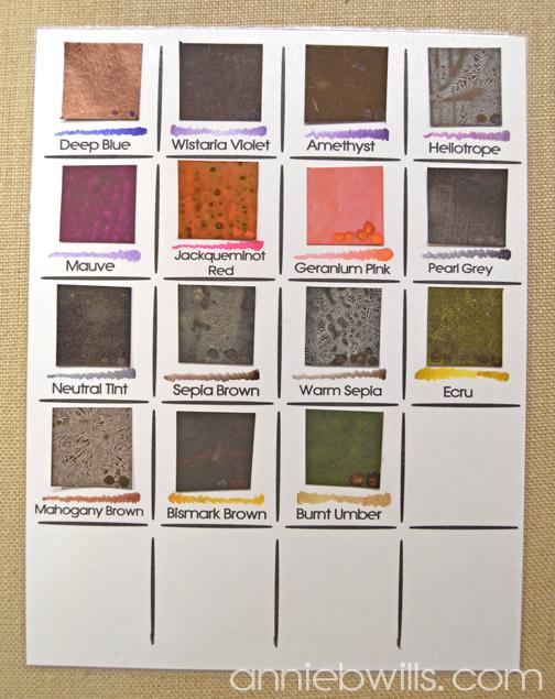 Peerless Watercolor Palettes - Add Watercolors
