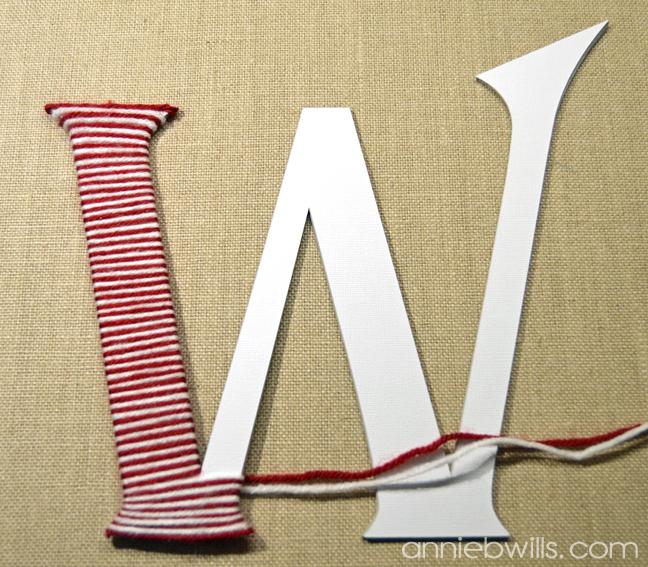 christmas-monogram-ornament-by-annie-williams-yarn-wrap
