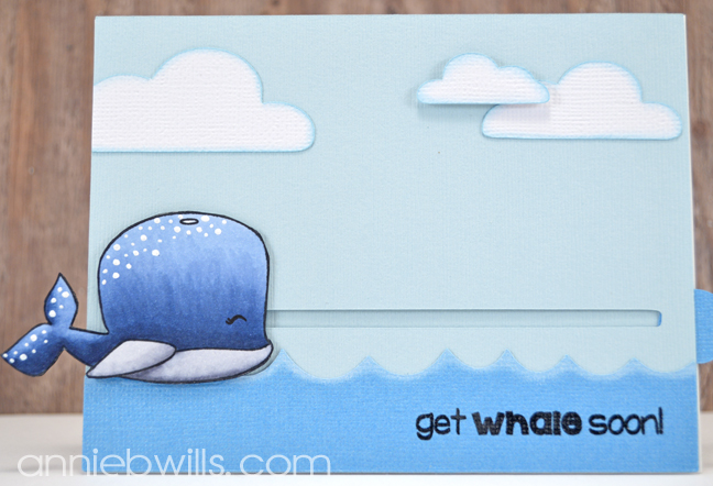 Get Whale Soon Card by Annie Williams - Full