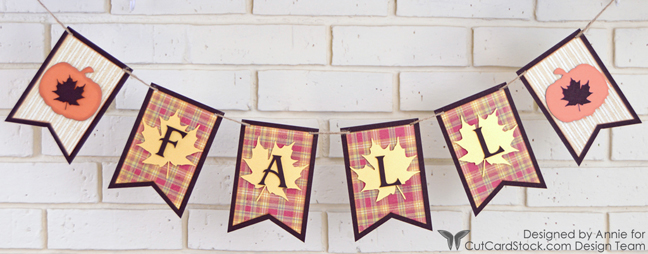Fall Banner by Annie Williams - Full