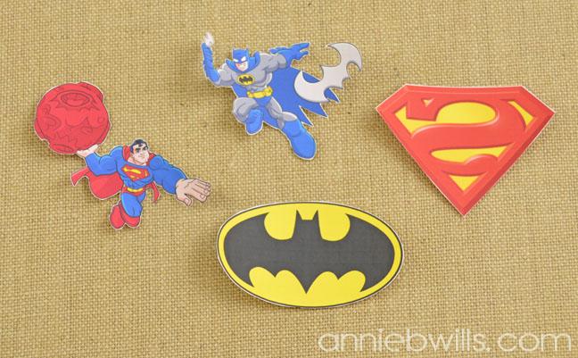 Superhero Onesies by Annie Williams - Cut Designs